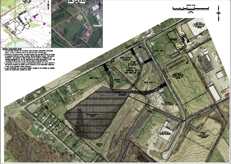 Property photo of Mifflin County Industrial Park